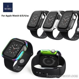 Ốp viền WIWU Armor Apple Watch 44mm